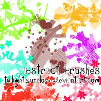 abstracts Brushes by twilightpurelove