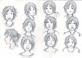 the many faces of Pamati by Biali
