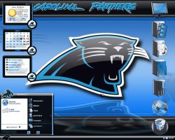 Carolina Panthers by Smokey41
