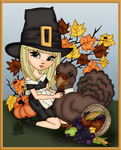 Happy Thanksgiving by blackmoonrose13