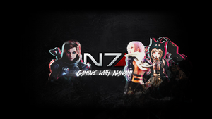 youtube banner for nanami #1 by NinjaYuffie16