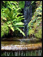Small Waterfall by Colourdance