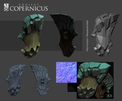 Copernicus Weapon 02 by Arkadius