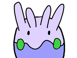 Bouncy Goomy Gif (V1) by Zectric