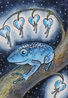 ATC: Night Frog 4 by Athalour