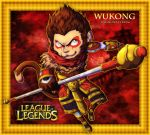 League of Legends - Wukong by Karolykan