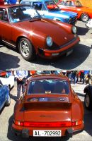 1974 Porsche 911 Carrera by GladiatorRomanus