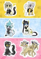 Shibusen puppies by SoruIta
