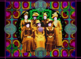 the transporters by PsychedelicTreasures