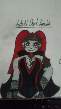 Dark Amulet 2018 until 2050 by DAQueenRuler