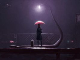 You leave by the-surreal-arts