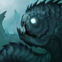 creature of the deep by corndoggy