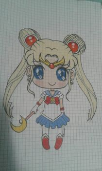 Sailor Moon by chia5