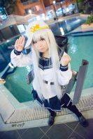 Verniy Kancolle Cosplay by thechevaliere