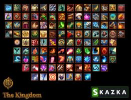 Icons Dump by Larbesta