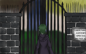 Elements of Hysteria Chapter One- Arrival by FullMetalPikmin