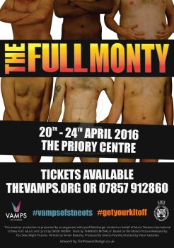 fullmonty 0116 A5-poster final by timmoproductions