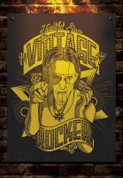 T-shirt Design for Firewater Interactive by GriffonGore