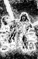 Star Wars by DontBornInInk