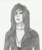 Andy Biersack by sabelby93