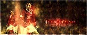 c.ronaldo sig in photofiltre by DubleD