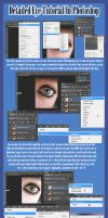 Eye Tutorial - Shattered Eye by MEGAN-Yrrbby
