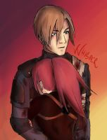 Resident Evil 2 - LeonxClaire - I thought you died by Whisper1093