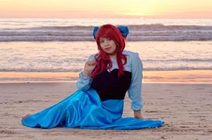 Ariel on Land by MeiAliceLiddell