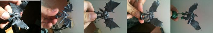 Space wolf Sky Claw conversion by D3adD1g1t