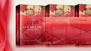 Fluix OS Build 1190 (Box Concept) by andreascy