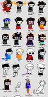 Homestuck According to my bro by AutoMix