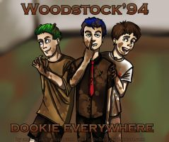 Woodstock. Collab with IsabellaSG by Amirey