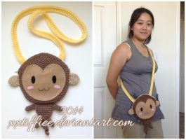 Monkey Bag by xxtiffiee