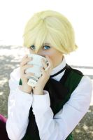 Alois Is Busy by MemoSama
