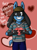 Happy Valentine's Day! by Travis-CJ