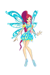 Winx: Kalila Butterflyix by DragonShinyFlame