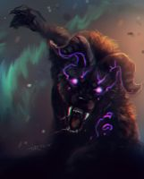Blood Howl by Ti-R
