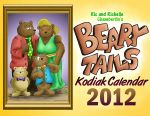 The BEARY TAILS 2012 CALENDAR by Ricky-Roo302
