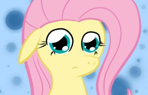 Fluttershy Kyoot by Penguin-Potential