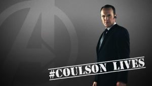 #Coulson Lives! by ammhoff5