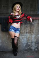 Fem Freddy Krueger: I'll Kill You Slow by HarleyTheSirenxoxo