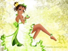 Tiana Clamp by rebenke