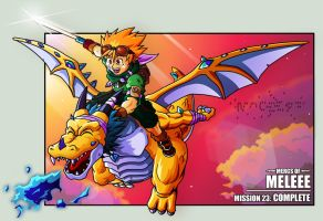 Mission 23: COMPLETE by CHOBI-PHO