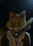 Starfox Reimagined Steampunk Style. Fox! by Andyroid0