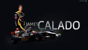 James Calado - Lotus GP by brandonseaber
