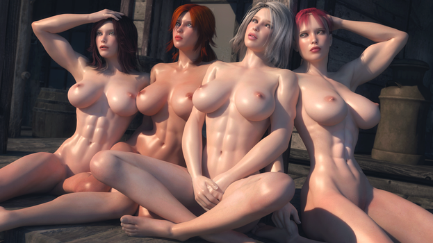Slave auction [4K] by Absoluth