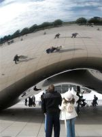 The Cloud Gate by Agatje
