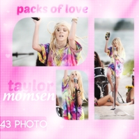 PHOTO Pack (28)  Taylor Momsen by DenizBas