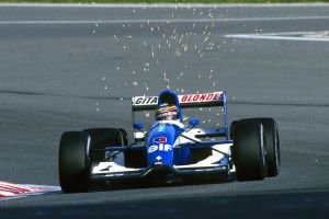 Thierry Boutsen (1992) by F1-history