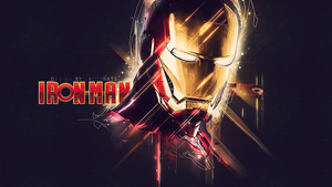 Iron Man wallpaper by katosarts